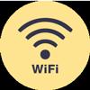 Accès WiFi sur tout le camping